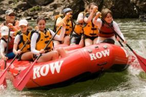 Family Magic Rafting Trip tour