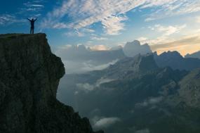 One week mountaineering the Rosolo way