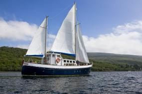 St Hilda for Skye and the Small Isles tour