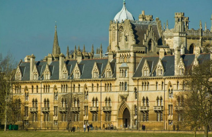 A Family Adventure in Magical Oxford: From the Narnia Chronicles to Harry Potter tour