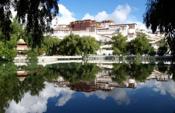 Expedition to Tibet's Far West  tour