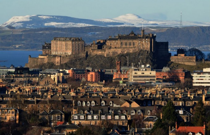Scotland's Western Wanderer tour