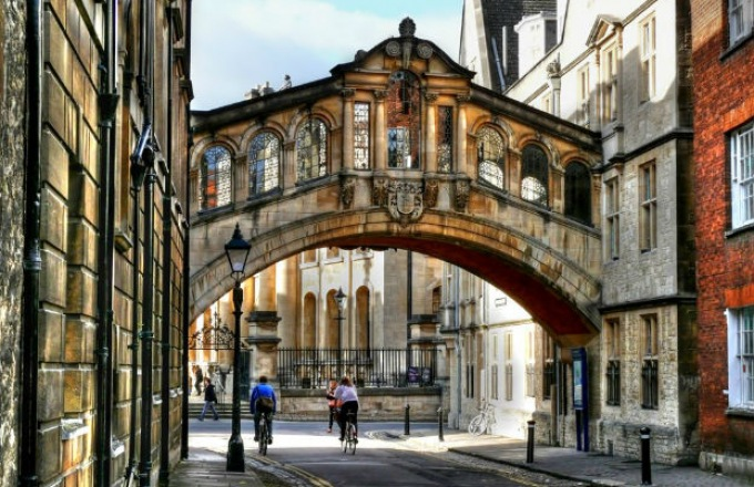 Magical Oxford: From the Narnia Chronicles to Harry Potter tour