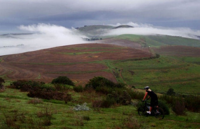 South Africa Biking Private tour