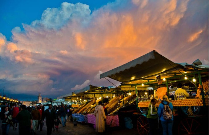 Morocco Saveur Culinary tour