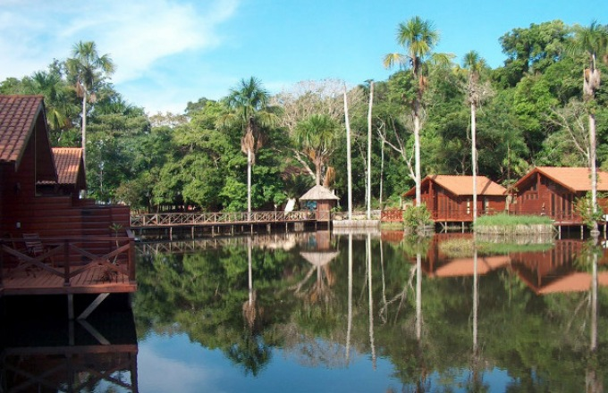 Voyage to the Heart of the Amazon  tour