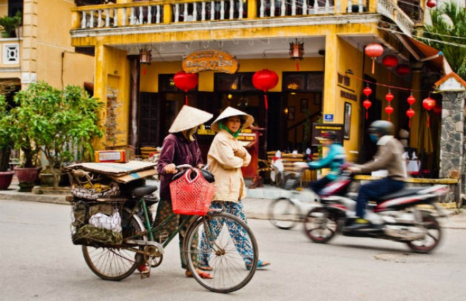 Vietnam Biking tour
