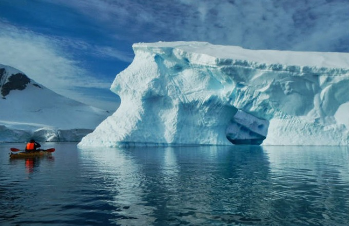 Journey to Antarctica  tour