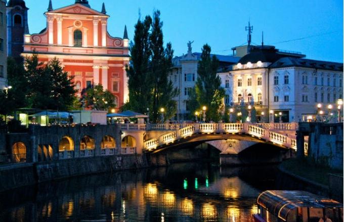 Green Charms of Slovenia  tour