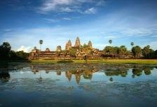Angkor Wat temple complex tour