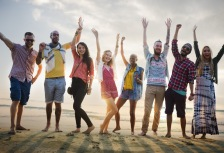 young guided 18-30's Travel tours and reviews
