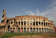Top Rome attraction, the Colosseum
