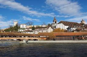 Romantic Rhine with Lucerne  Northbound