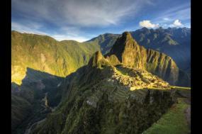 Heights Of Machu Picchu
