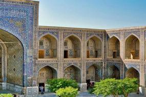 Highlights of Uzbekistan and Turkmenistan tour
