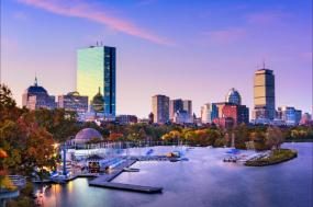 Colors of New England featuring Portland, Maine