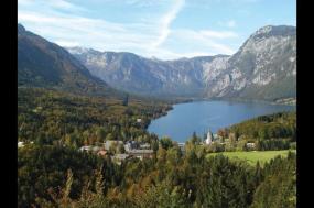 Alpine Lakes Of Slovenia