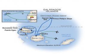 Galápagos: Wildlife Wonderland 2018 tour