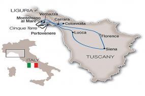 Tuscany & Cinque Terre 2018 tour