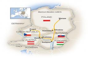 Warsaw, Budapest, Vienna & Prague - Honoring the Jewish Heritage 2018 tour