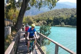 Cycle Dolomites, Lake Garda and Venice