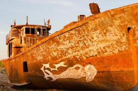 Journey to the Aral Sea tour