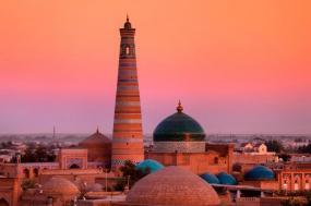 Highlights of Uzbekistan, Kyrgyzstan and Kazakhstan tour