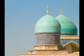 Mountain Kingdoms of the Silk Road + Golden Road to Samarkand