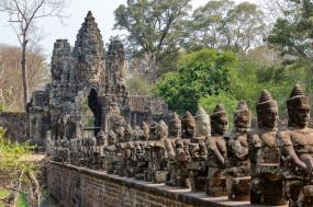 Cambodia's Angkor Wat tour