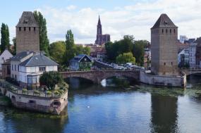 The France - Alsace Untour tour