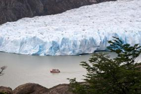 Patagonia Trekking the Paine Circuit tour