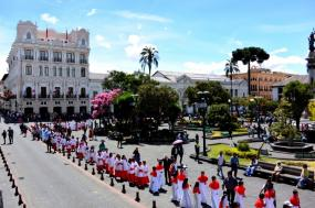 8 Day Ecuador Gold Program tour