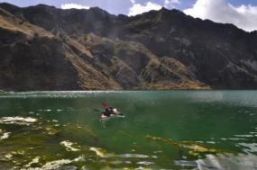Rio Upano Rafting tour