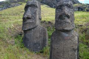 Exotic Easter Island: Chile