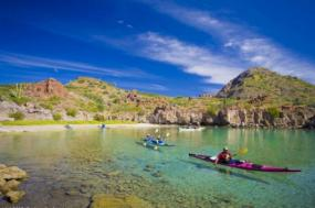 Islands of Loreto Bay Kayak Tour tour