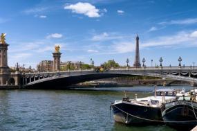 Paris & Normandy (Wine Themed)