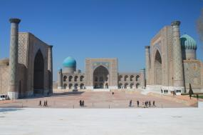 Splendours of Uzbekistan tour