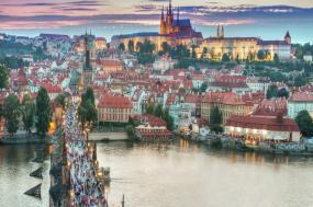 10 Days Central European Capitals Tour: Prague, Vienna and Budapest tour