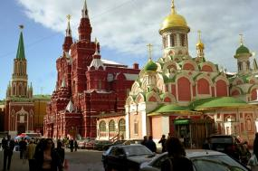 Trans Siberian Railway Aboard the Tsar's Gold Train (Beijing-Moscow) tour