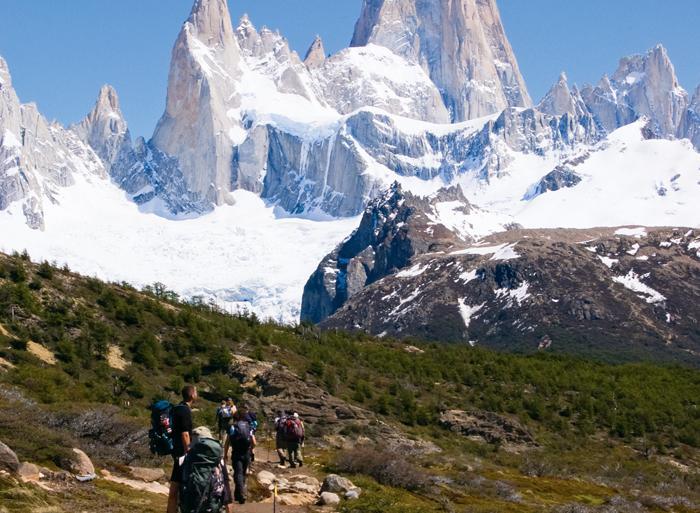 Arequipa Bariloche Quito to Rio via Ushuaia Trip