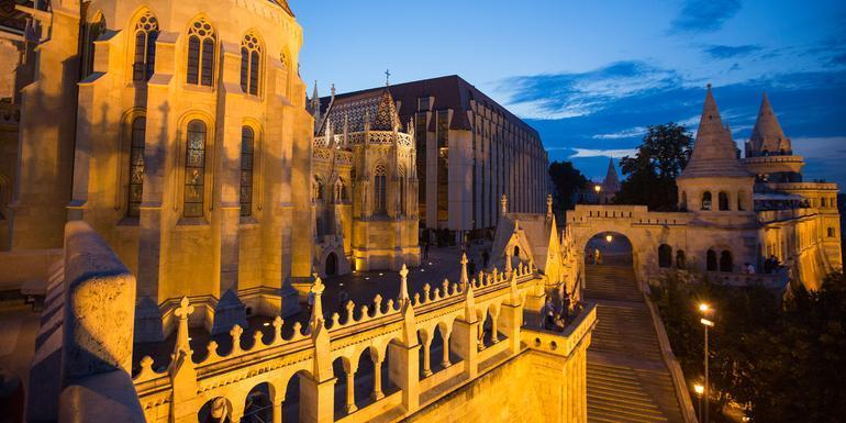 Rome to Budapest Explorer tour