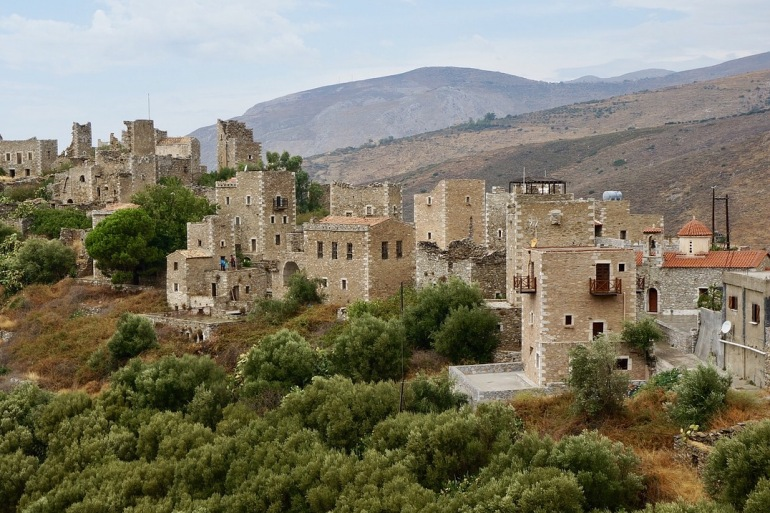 Peloponnese Mountains-Greece-2886441-P
