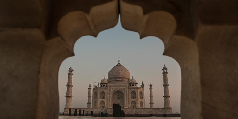 Explore India & Nepal tour