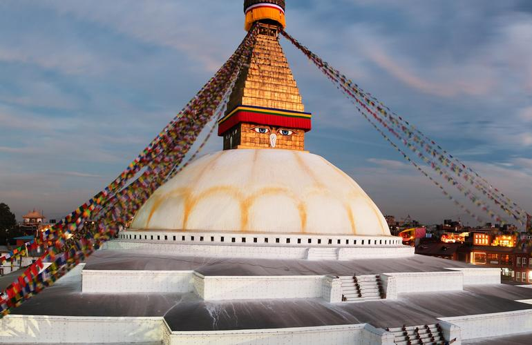 Nepal Family Holiday with Teenagers tour