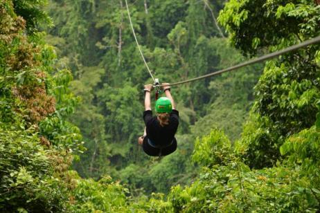 Active Costa Rica tour