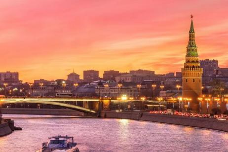 St Petersburg to Budapest by Rail tour