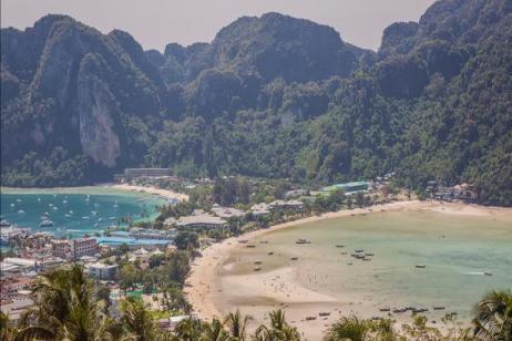 Sailing Thailand - Phuket to Ko Phi Phi tour