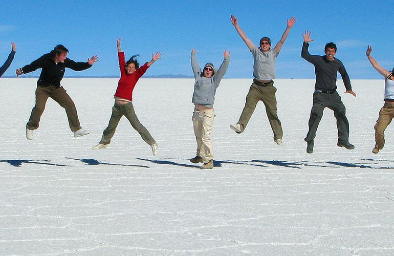 Explore Peru & Bolivia tour