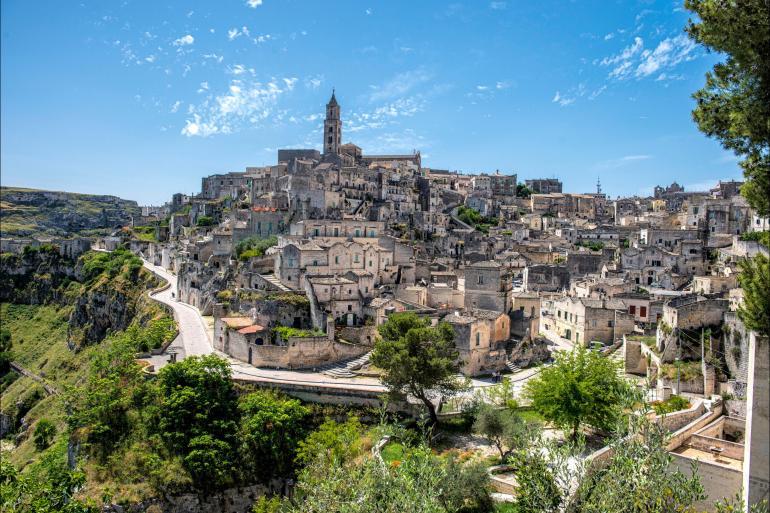 Alberobello Matera Cycling Puglia & Matera Trip