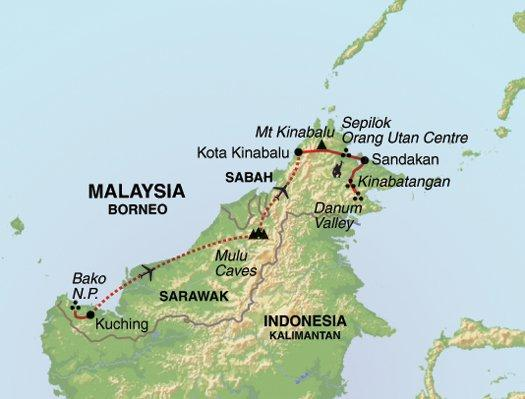 Cultural Bird watching Borneo Wildlife Discoverer package